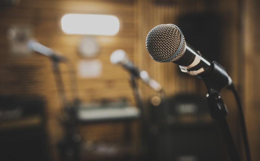 Ліва кімната мікрофон 3
