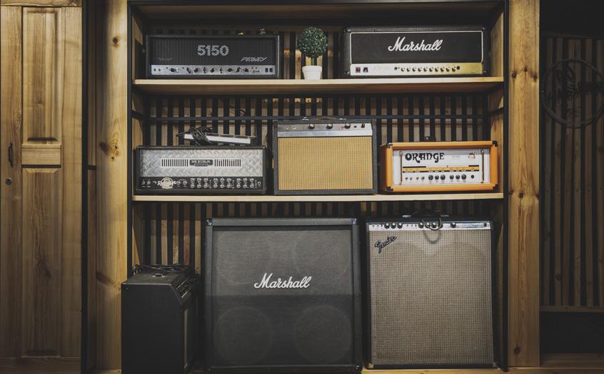 Гітарні підсилювачі