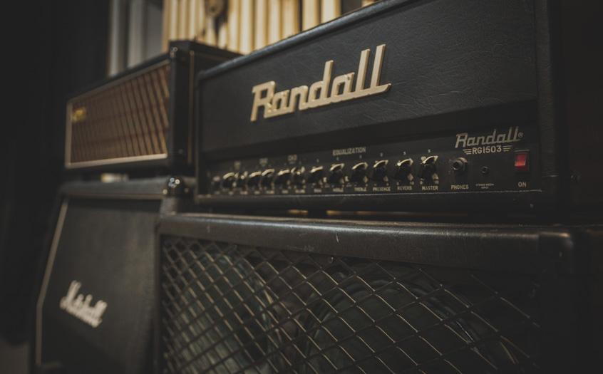 Права кімната Randall & Vox
