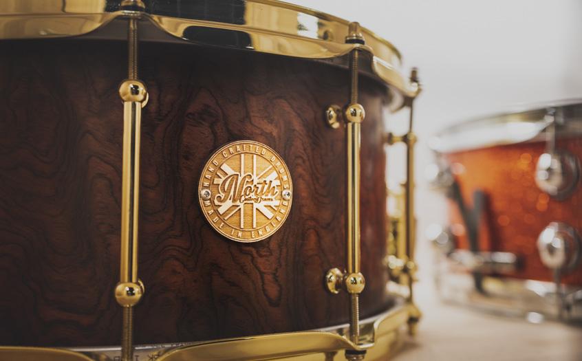 North Custom Drums