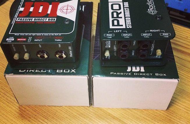 Radial JDI & ProD2