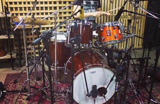 Drum Rec 1