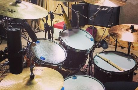 Записали барабани та вокал для групи Self Betrayal