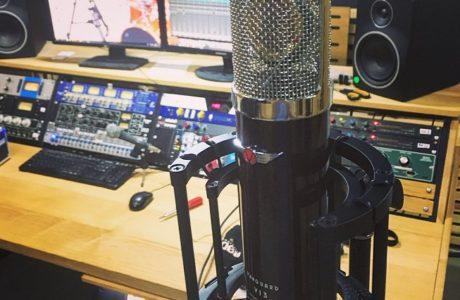 Vanguard V13 – ламповий конденсаторний мікрофон приїхав зі США