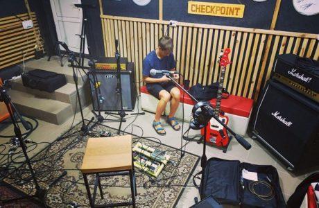 Продовжуємо записувати нові треки групі August J
