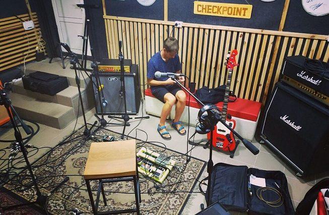 August J Recording 1