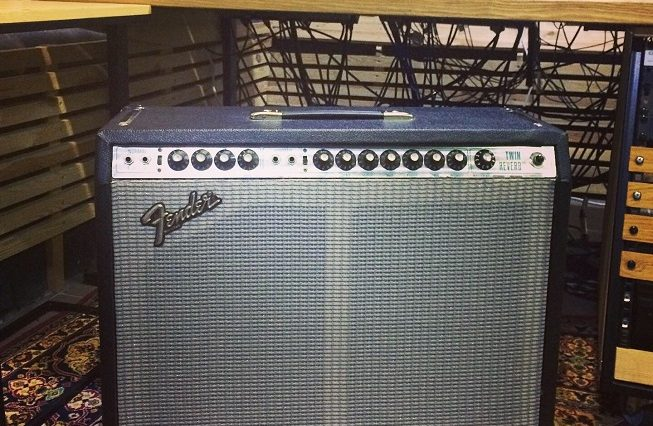 Fender Twin Reverb 1975
