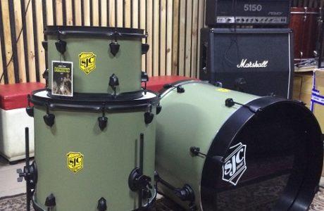 SJC Custom Drums Josh Dun Bandito Kit – нові барабани для запису