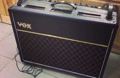 Vox AC30 1971 року – новий гітарний комбік з 50 річною історією