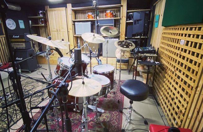 Drum cover recording4