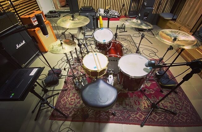Grayshapes drums 2