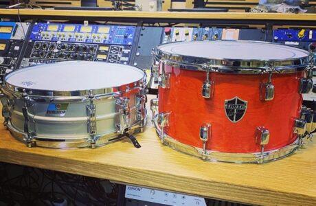 Ludwig Acrolite 1970х та Truth Custom Drums Aaron Gilespie – нові малі барабани в колекції