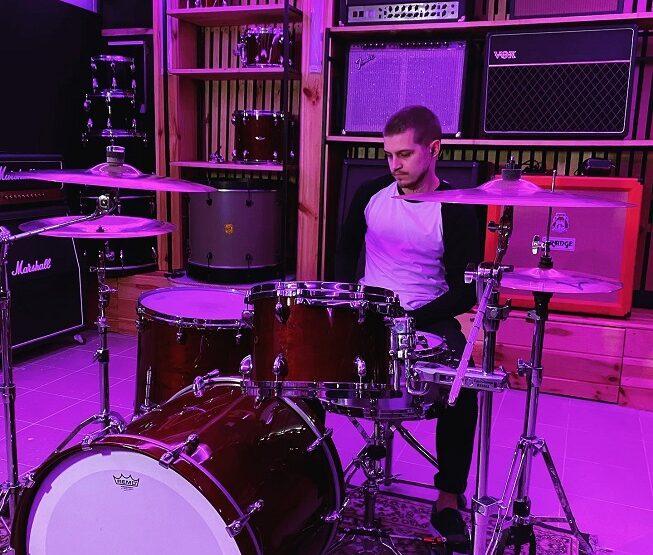 Група Grayshapes випустила барабанний playthrough знятий на Checkpoint'і