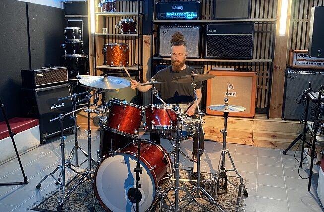 Volumes - Intake drum playthrough