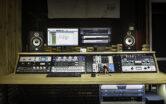 Studio front view
