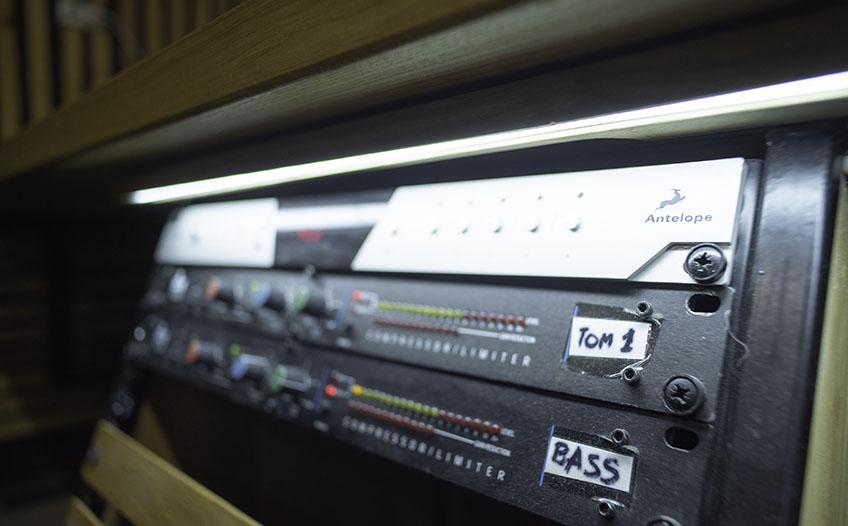Studio outboard 7